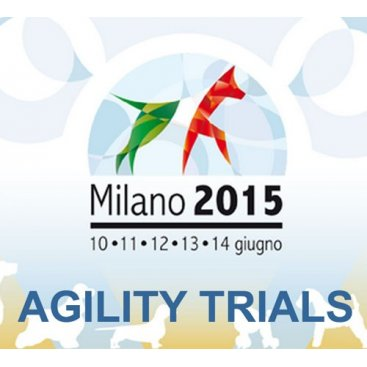 2015 WDS Agility trials