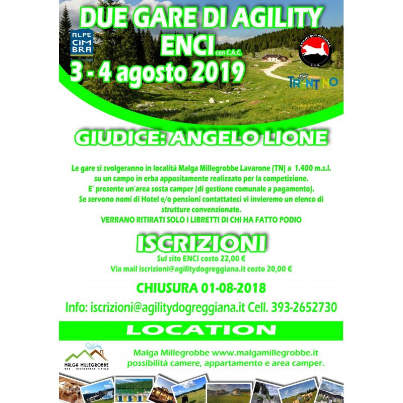 Agility in Trentino 4