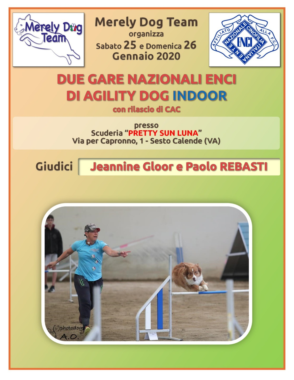 25 Gennaio Merely Dog Team