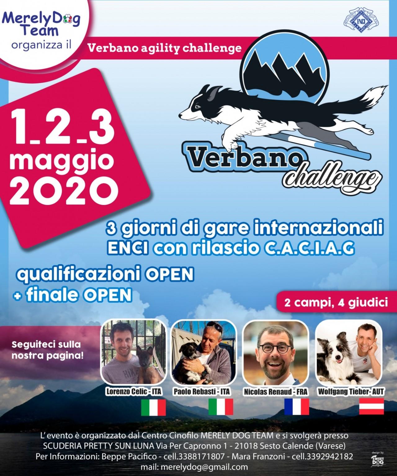 Verbano Challenge Agility Open 1