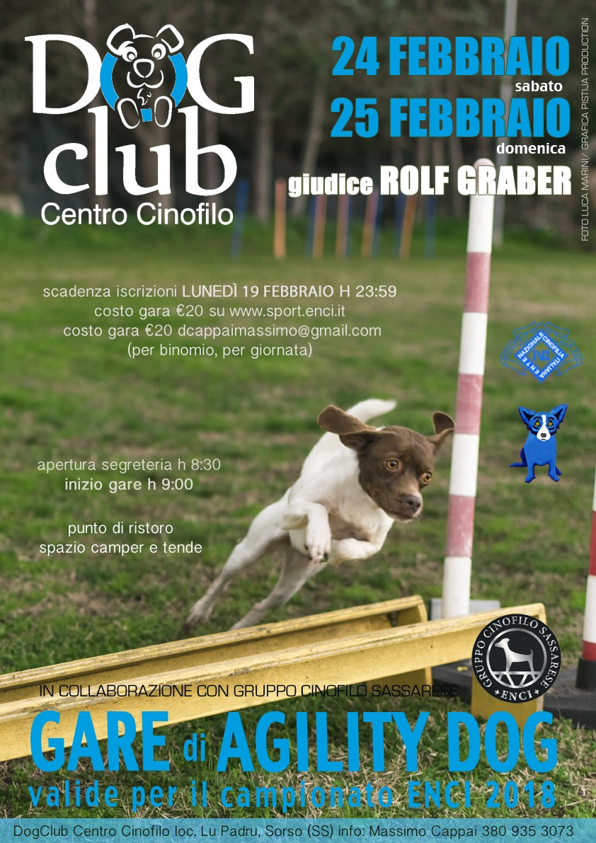 Weekend di agility dog