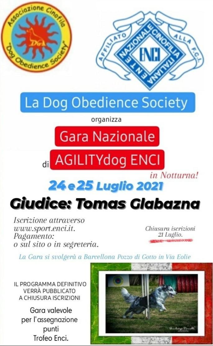 DOG OBEDIENCE SOCIETY