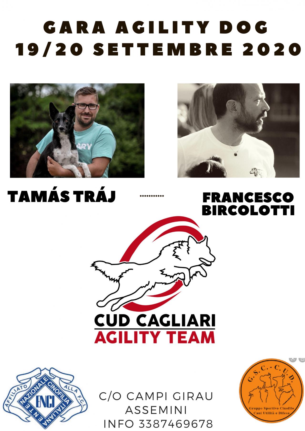 Gara ENCI CUD Cagliari